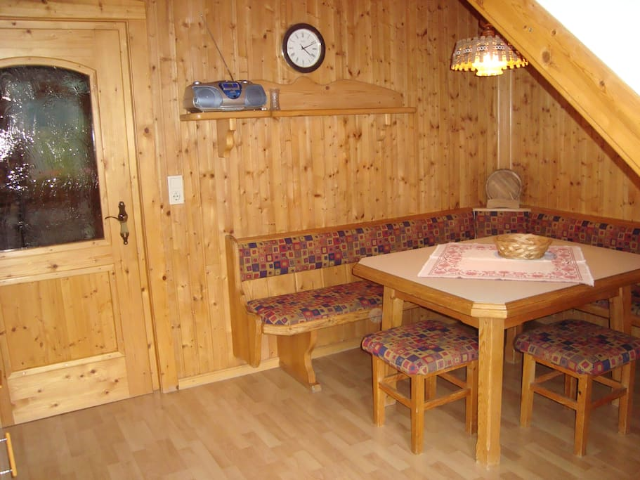 Wohnküche Wohnung Reißkofel