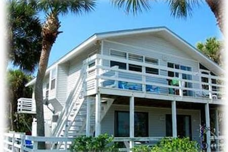 Private Island Home with Gulf View  - North Captiva Island - Lägenhet
