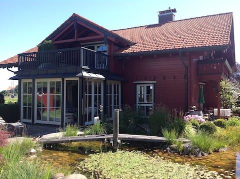 Romantic apartment in Fussen