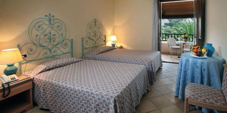 Hotel Pulicinu, Classic Vista Parco double