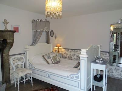 Très belle chambre dans une maison de charme - Le Bourget-du-Lac - Dům