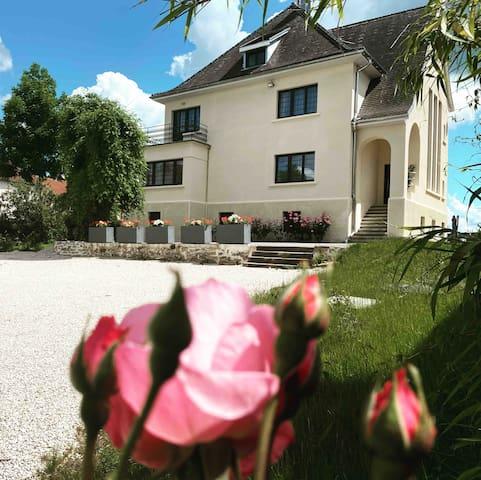 Bienvenue à La Saône Gite & Piscine chauffée