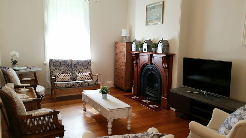 Sunny Terrace House in Prime Location