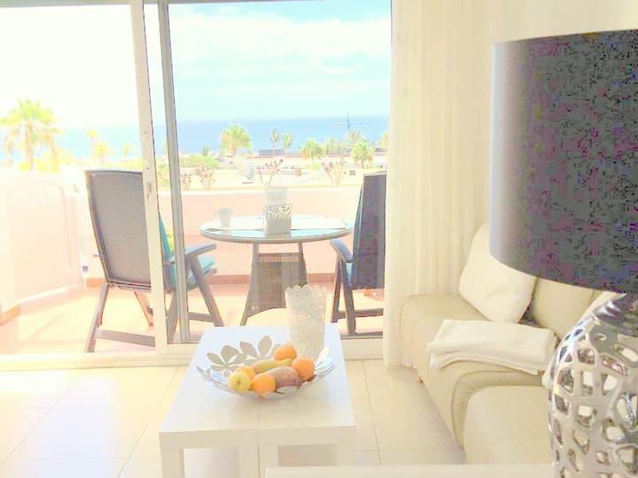 Apartamento Princess, con mucha vista al mar