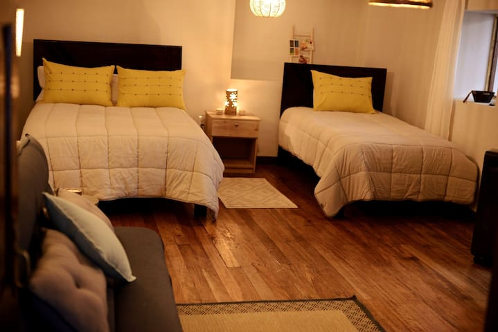 Welcoming studio in the heart of Cusco!