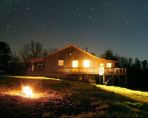Lower Buffalo River Arkansas - Cozahome Cabin