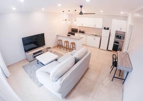 Appartement élégant idéal pour tous les professionnels