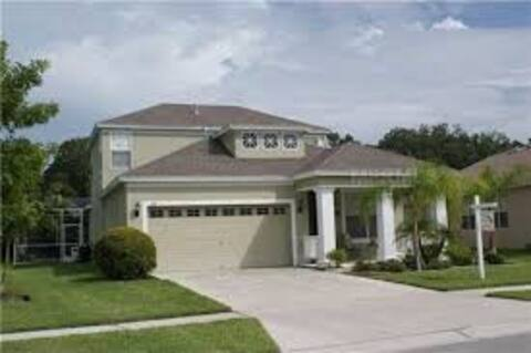 Wesley chapel/Tampa private pool luxury house