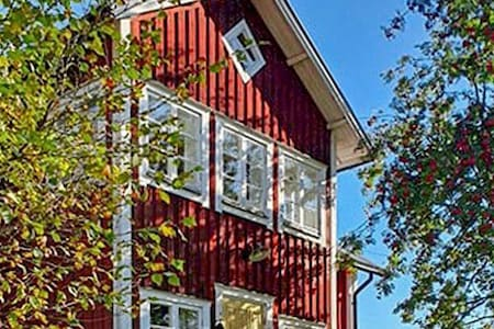 8 person holiday home in ÖSTMARK