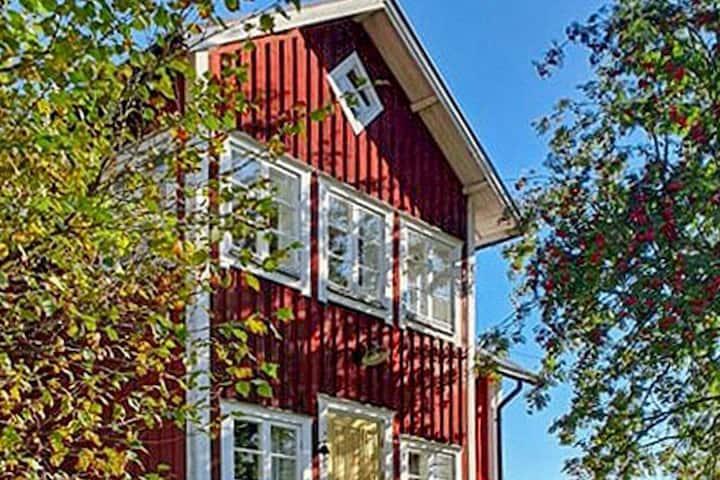 8 personas casa en ÖSTMARK