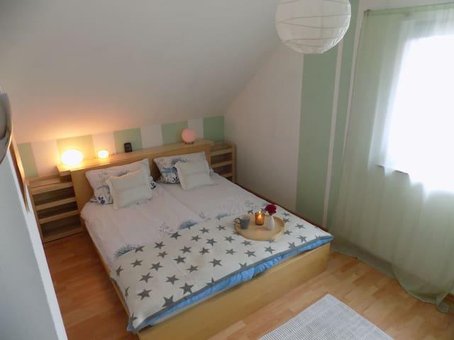Ferienwohnung Rebstock Saulheim