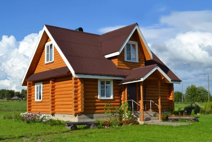 Гостевой дом Кульсевель  - Biryakovo - Dům