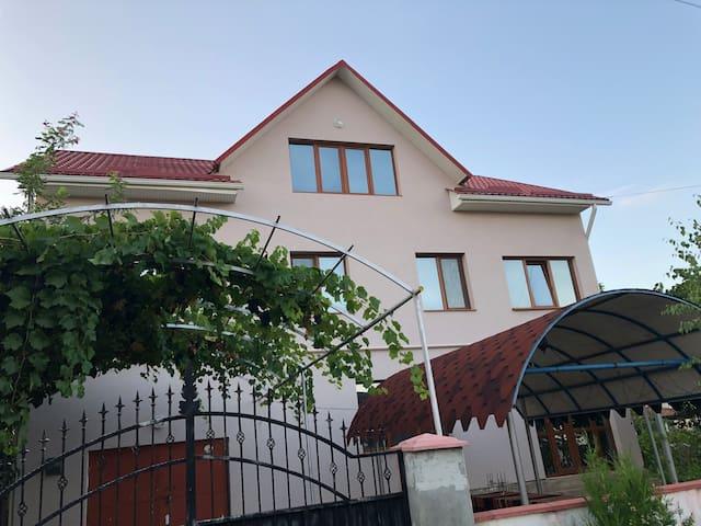 Villa Winery close to Cricova Cellars