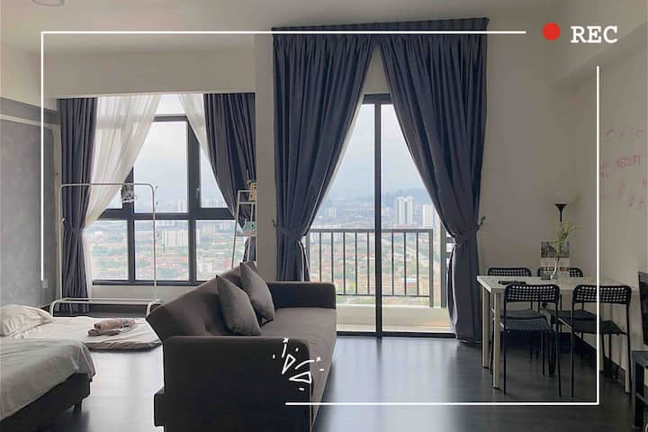 39# KLCC&LakeView New Luxury Homestay 20+ Facility