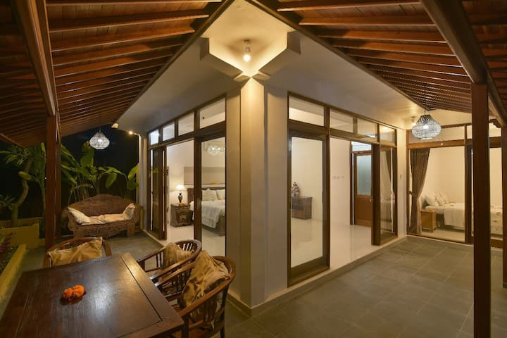 "Sena bungalow 5mins to ubud center ""PeacefulPlace"""