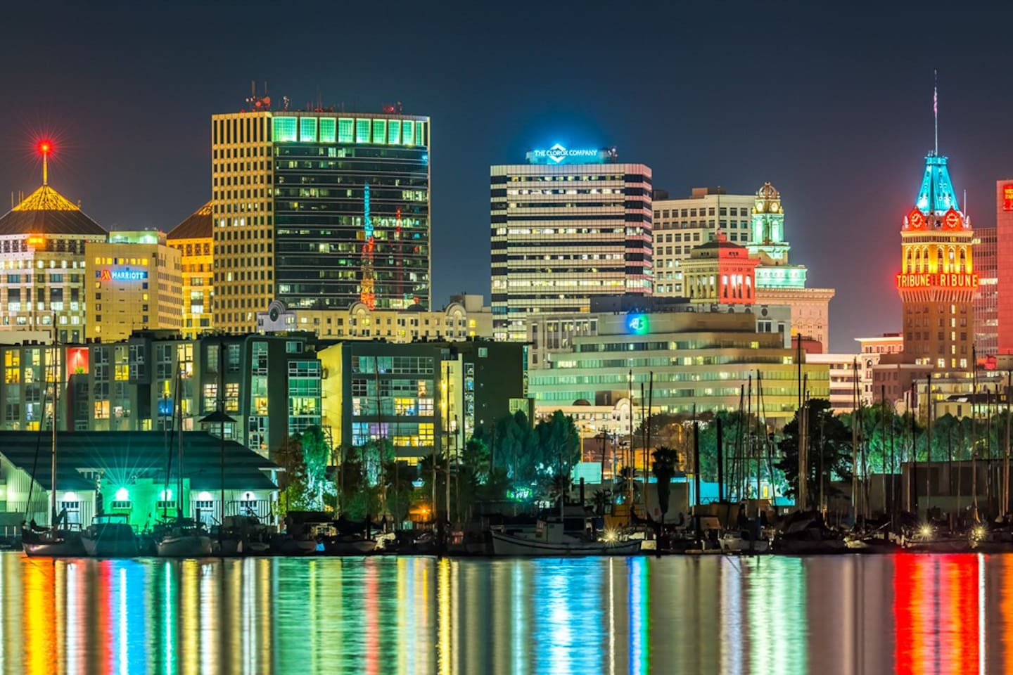 Located in the heart of downtown Oakland!