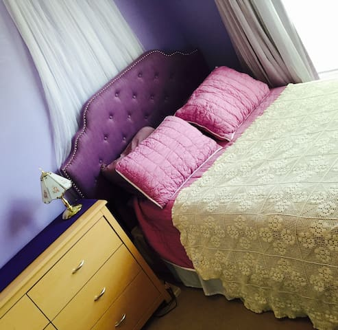 The Purple Room  in College Park Area House (B)