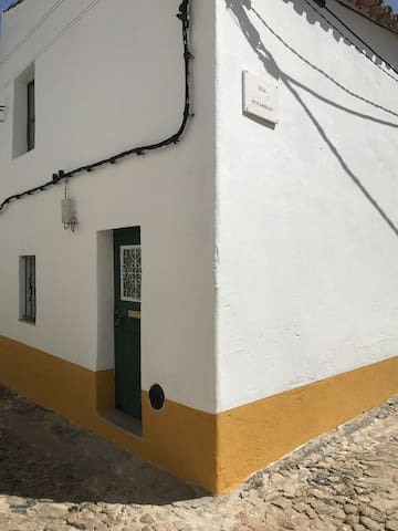 Casa Típica no Centro Histórico da Vila de Nisa