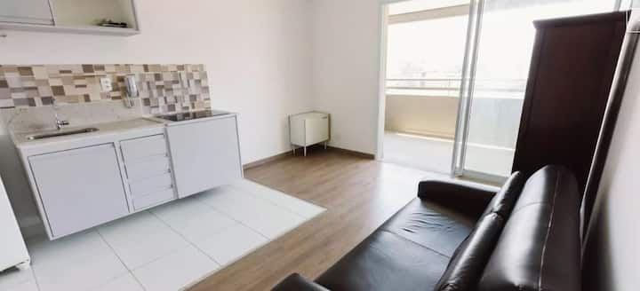 Awesome 2-bed apartm. in the heart of Barra Funda