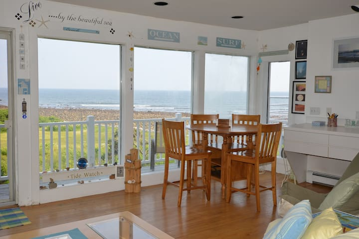 Private apartment on the water away from crowds - Rye - Byt