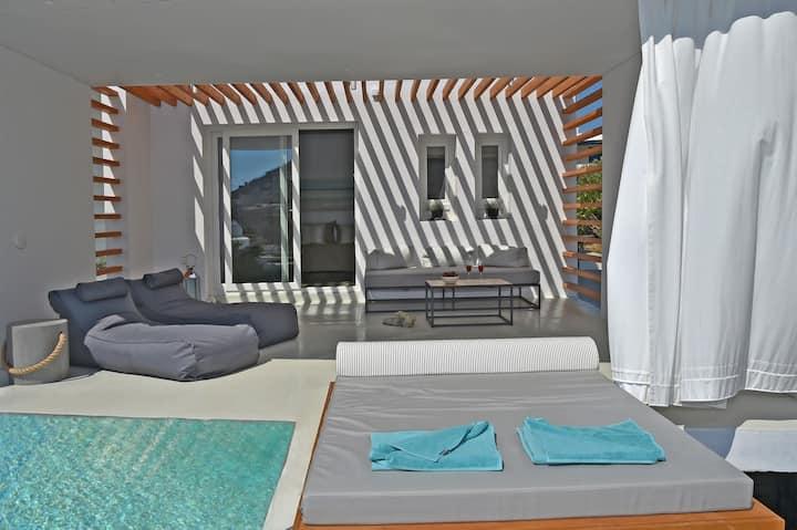 Tinos Blend Suites | Villa 3 | Villas in TInos