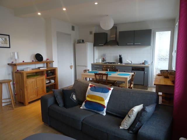 T2 calme, confortable proche centre - Annecy - Apartment