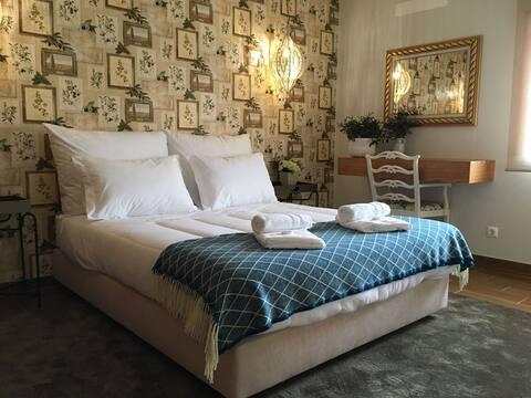 Chambre d'hôte Casa da Aldeia da Lapa - Olive Room