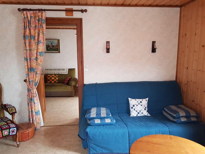 Appartement privé, dans la Vallée de Munster