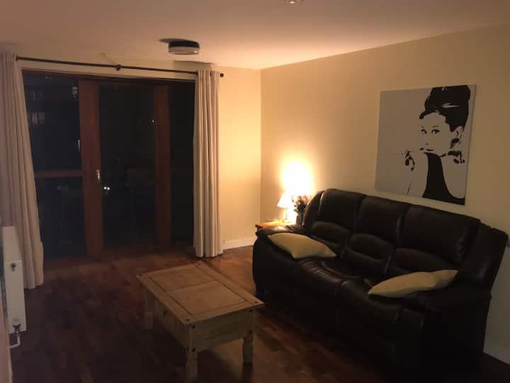 Apartment in Dublin city near airport