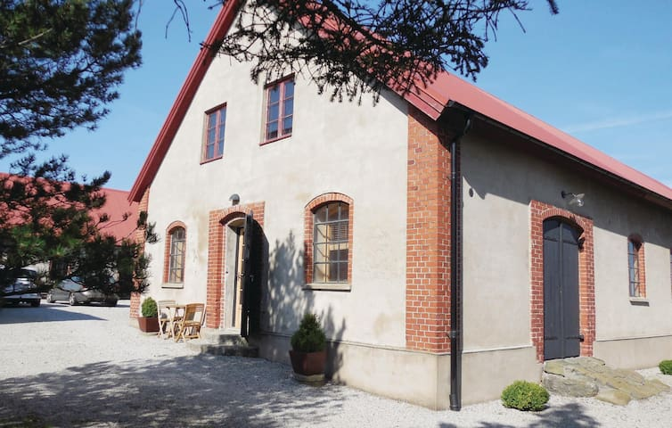Holiday apartment with 1 room on 22m² in Hammenhög