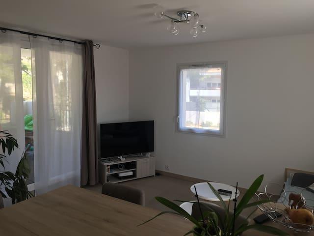 Superbe T2 neuf au cœur de la Côte Bleue - Martigues - Appartement