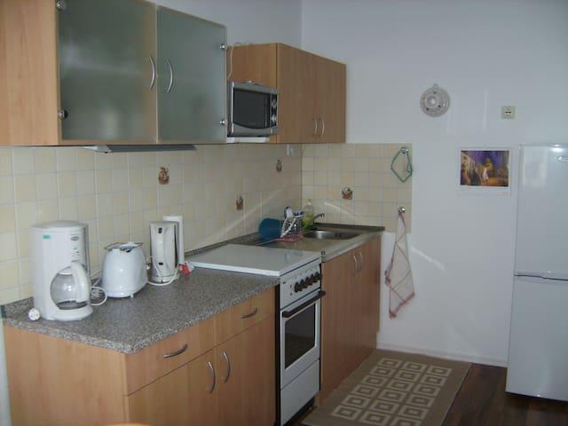 Wohnung 48qm,komplett eingerichtet - Zeulenroda-Triebes