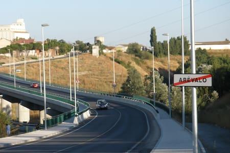 Estancia y hospedaje en Arévalo. - Arévalo