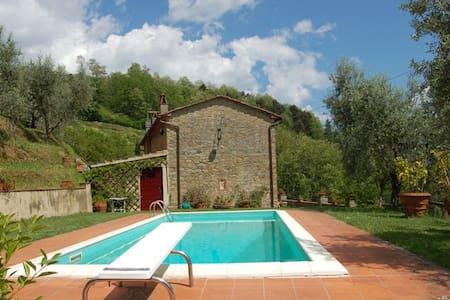 Fantastic Villa Miravalle - Petrognano - Вилла