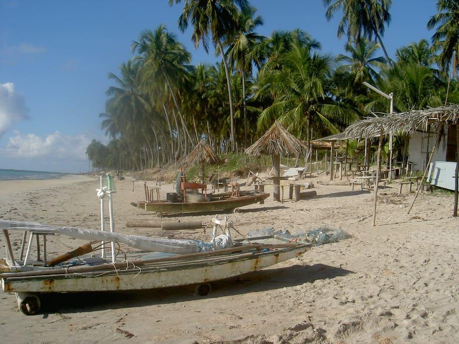 Praia de Ipioca.