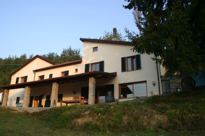 Casa San Rocco - Piemonte - Roccaverano - Vila