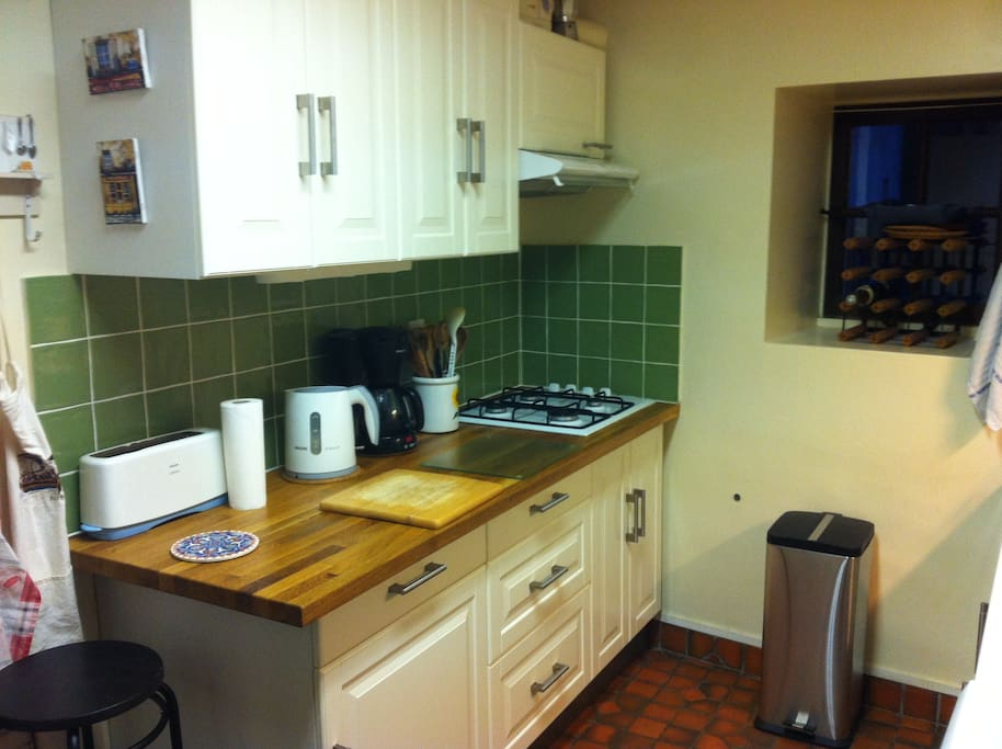 Kitchen remodeled in 2012