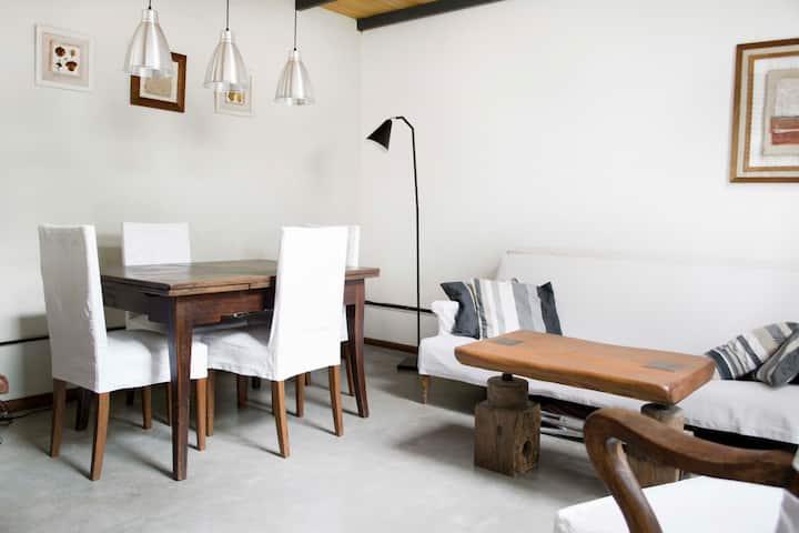 Garden apartment, Palermo Soho