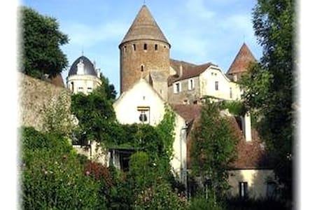 Lovely, secret cottage in Burgundy  - Semur-en-Auxois - Casa