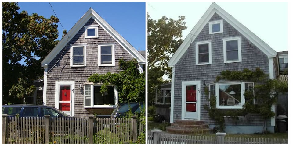 Lovely West End Home with Big Yard - Provincetown - Holiday home