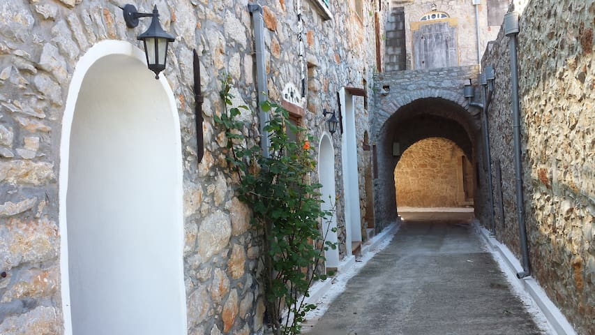 Entire Medieval Village Home w/Modern Conveniences