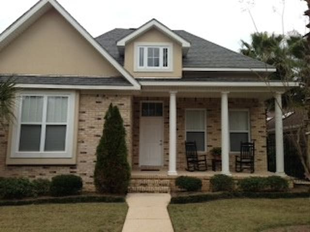 Lovely house in Point Clear monthly - Fairhope - Huis