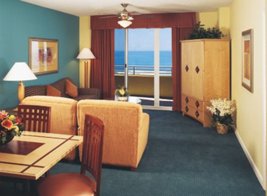 2 bedroom timeshare daytona beach in daytona beach florida united states for 2 bedroom hotel suites in daytona beach