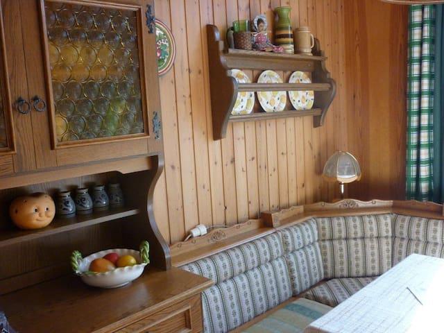 "Apartment ""Alpendomizil""1 Mühlbach - Mühlbach am Hochkönig"