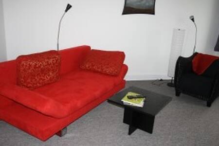Comfortable apartment in Husum - Apartemen