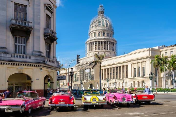 Raúl´s House, at the Heart of Old Havana with WIFI - Apartments for Rent in  La Habana, La Habana, Cuba