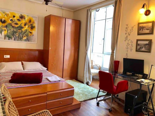 Nice Rooms in Bilbao Centre
