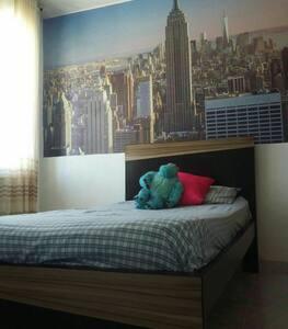 Habitación Cómoda y Confortable