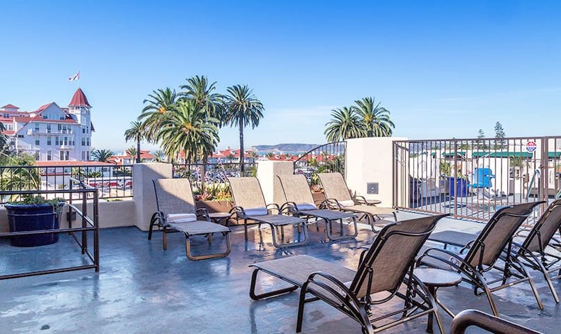 Coronado Beach Resort Condo
