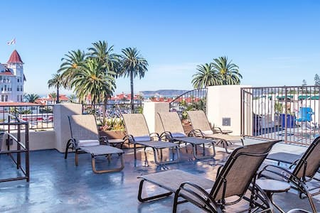 Coronado Beach Resort Condo - Coronado - 分时度假住宿